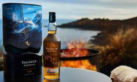 Talisker presenta 43-Year-Old Xpedition Oak: The Atlantic Challenge