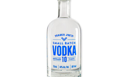 Trader Joe's lanza un vodka