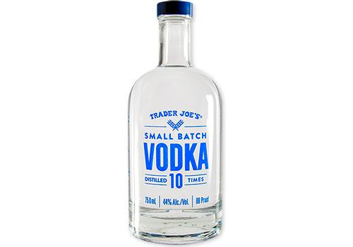 Trader Joe's lanza un vodka