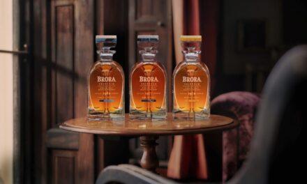 Brora presenta la colección de whisky Triptych de 30.000 libras