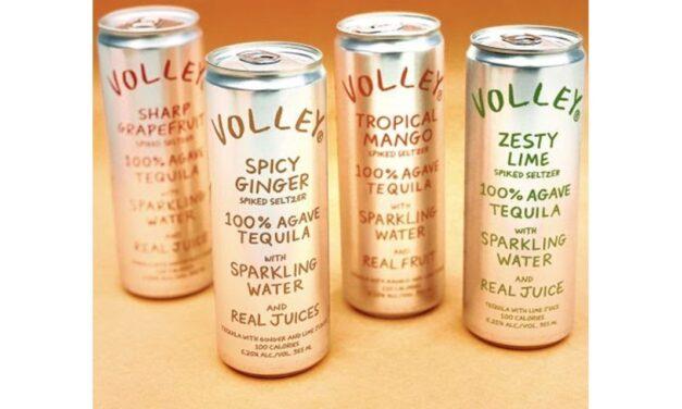 Volley Tequila Seltzer amplía su distribución a Arizona, Carolina del Sur y Florida