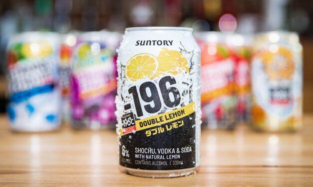 Beam Suntory lleva a Australia la bebida RTD más vendida de Japón, Minus 196