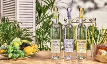 Belvedere estrena Belvedere Organic Infusions, gama de infusiones ecológicas
