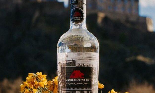 Edinburgh Castle lanza su primera ginebra