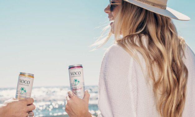 Elegance Brands relanza el cóctel de agua de coco VOCO