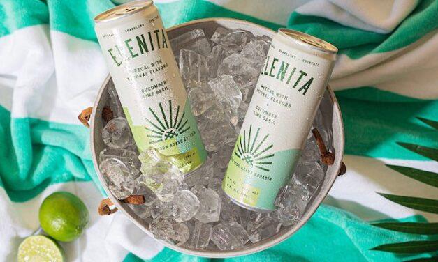 Elenita: el primer mezcal espumoso en lata del mundo