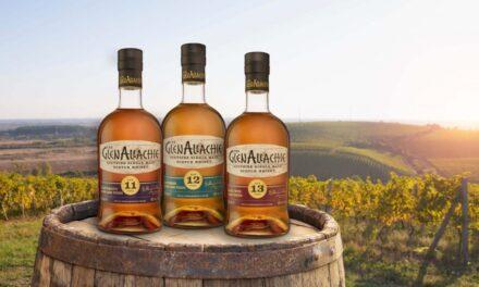 GlenAllachie estrena la serie Maiden Wine Cask Finish