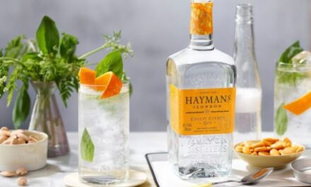Hayman's lanza Exotic Citrus Gin