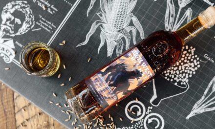 High West presenta la edición limitada de Rendezvous Rye con ilustraciones de Ed Mell