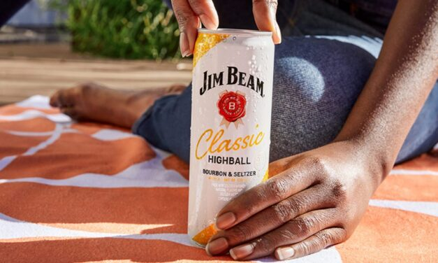 Jim Beam lanza los cócteles en lata Whiskey Highball