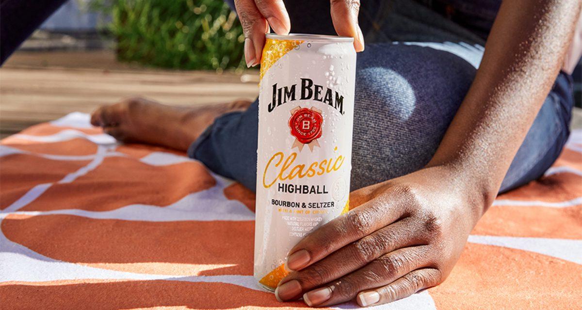 Jim Beam lanza los cócteles en lata Whiskey Highball