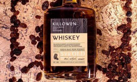 Killowen lanza el whisky irlandés Rum & Raisin