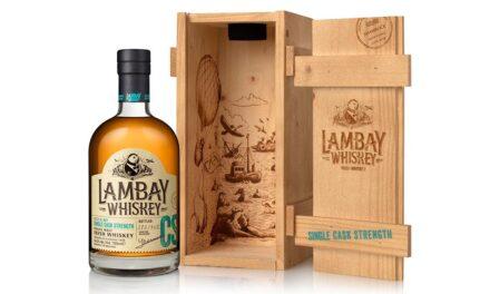 Lambay Whiskey presenta su cuarto Single Cask Strength Single Malt, Cask 4613