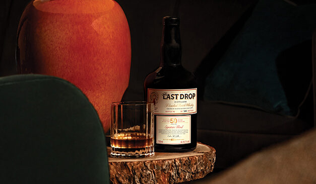 Last Drop Distillers estrena un whisky escocés de 50 años de antigüedad