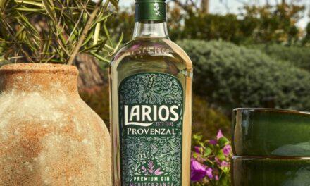 Larios Provenzal: la nueva ginebra con esencias herbales mediterráneas