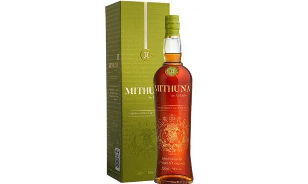 Paul John lanza el whisky indio de malta Mithuna