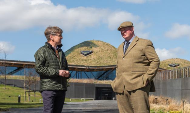 The Macallan se asocia con Atlantic Salmon Trust en un proyecto de conservación