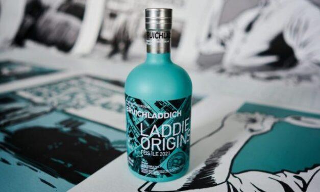 Bruichladdich presenta dos whiskies exclusivos de Fèis Ìle 2021, Laddie Origins y Single Cask