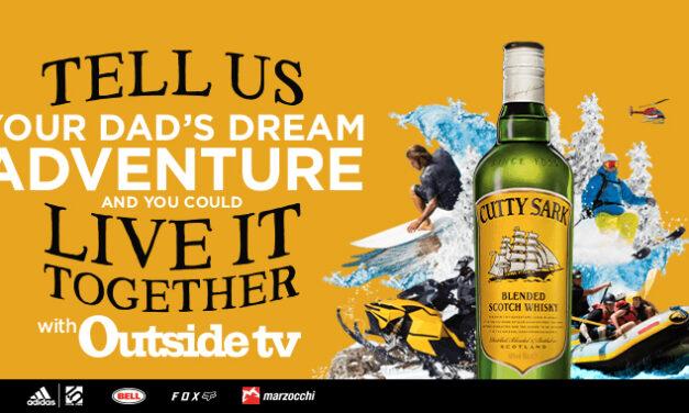 """Cutty Sark se une a Outside TV para la campaña """"El espíritu de la aventura"""""""
