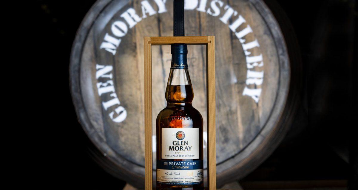 Glen Moray lanza su colección de barricas privadas con un whisky de 13 años acabado en barrica de Marsala