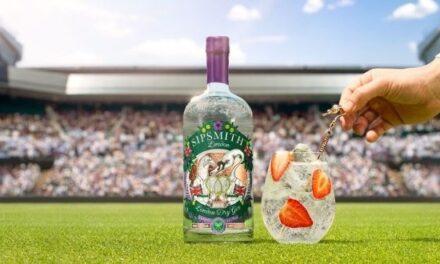 Sipsmith presenta una edición limitada de ginebra para celebrar el campeonato de tenis de Wimbledon