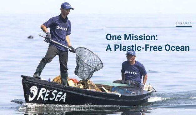 Stoli se asocia con el proyecto ReSea para luchar contra la contaminación por plásticos de los océanos