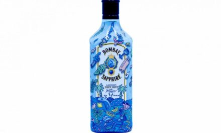 Bombay Sapphire se asocia con el artista Steven Harrington para una botella de edición limitada