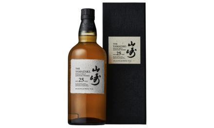 House Of Suntory lanza el Yamazaki 25 reformulado