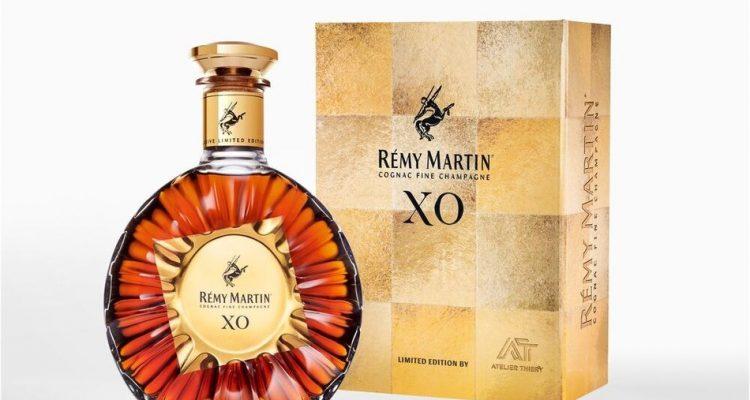 Rémy Martin y Atelier Thiery producen una nueva edición limitada de XO Decanter