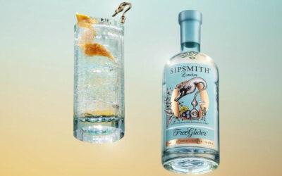 Sipsmith Gin presenta la ginebra sin alcohol FreeGlider