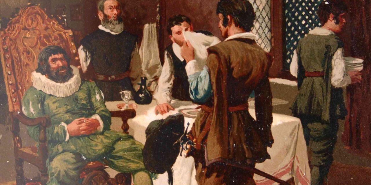 """""""El ingenioso hidalgo Don Quijote de la Mancha"""" (1880), de Ricardo Balaca"""