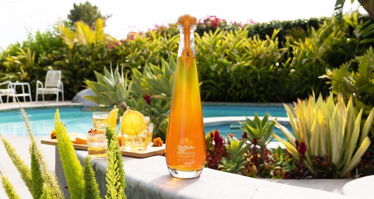Don Julio estrena el tequila Primavera, un reposado terminado en barricas de vino de naranja