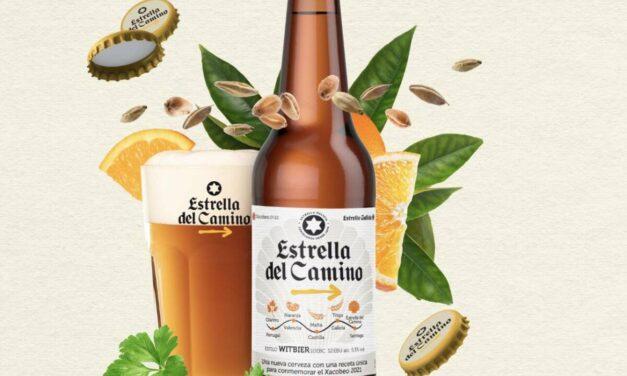 'Estrella del Camino', una cerveza Estrella Galicia que homenajea al Xacobeo 2021-22