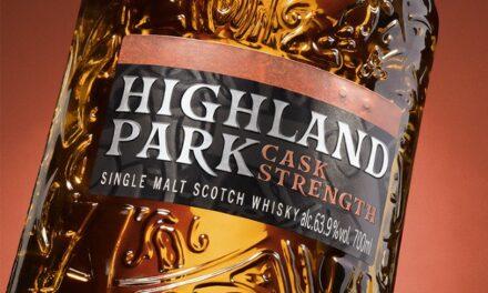 Highland Park lanza Highland Park Cask Strength Release No.2