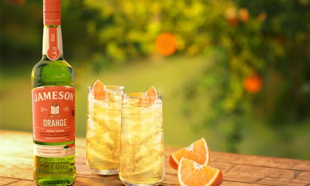 Jameson presenta una bebida espirituosa con sabor a naranja, Jameson Orange