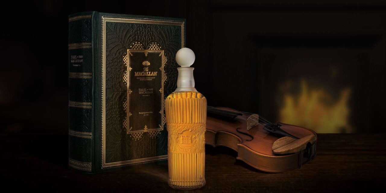 The Macallan celebra a los pioneros con una nueva línea de whisky y Tales of The Macallan Volume I, The Laird of Easter Elchies
