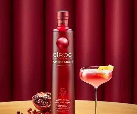 CÎROC y Diddy presentan una edición limitada de vodka de granada, CÎROC Pomegranate
