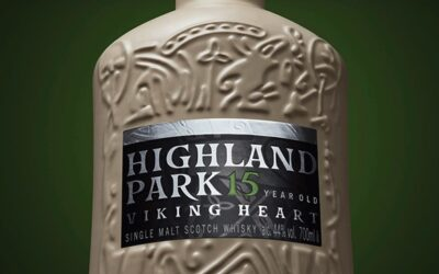 Highland Park presenta Viking Heart, un whisky de 15 años envejecido en barricas de Jerez