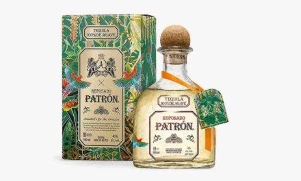 Patrón y Annabel's crean una botella de edición limitada para salvar la selva amazónica