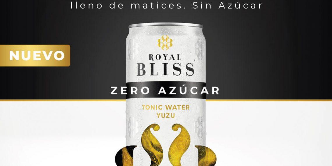 Royal Bliss presenta el nuevo Royal Bliss Vibrant Yuzu Zero Azúcar, una nueva variedad con cero calorías