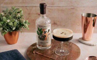 Sipsmith lanza Sipspresso Coffee Gin