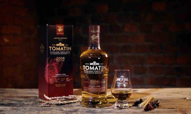 Tomatin completa la colección francesa con The Cognac Edition
