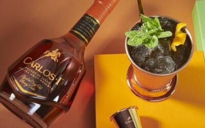 Carlos I, protagonista en la Madrid Cocktail Week