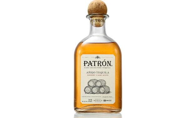 Patrón presenta un tequila madurado en Jerez, Patrón Sherry Cask Aged Añejo Tequila