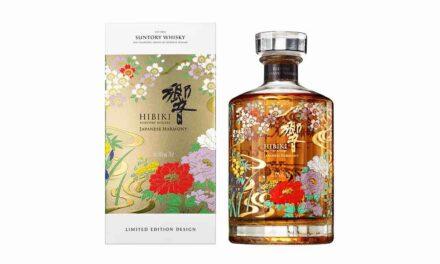 Suntory celebra las 24 estaciones de Japón con una edición limitada de la botella Hibiki Harmony