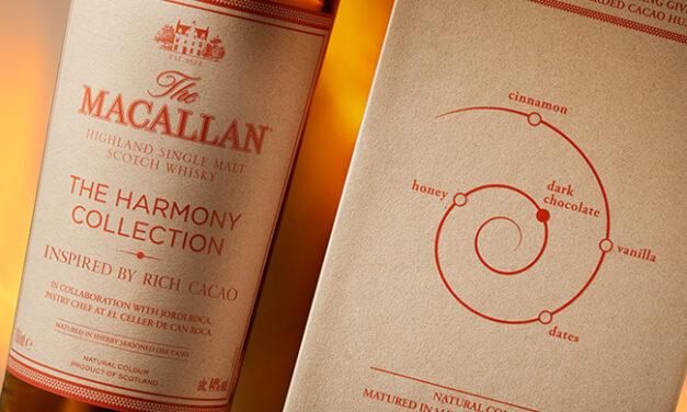 The Macallan une el whisky y el chocolate con Harmony Collection Rich Cacao