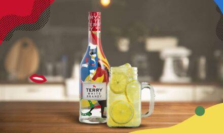 La nueva bebida de moda se llama Terry White Brandy