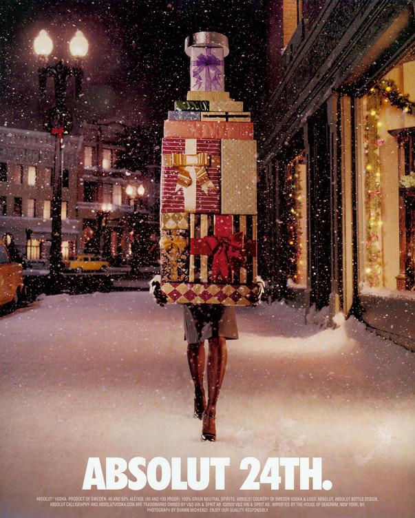 Vodka Absolut: algo más que publicidad