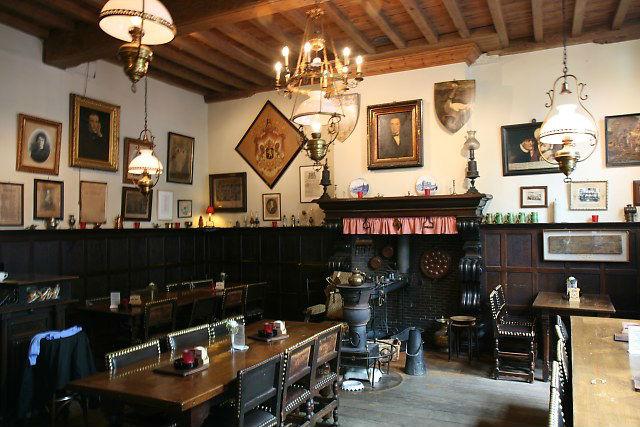 Herberg Vlissinghe (1515) — Bruges, Belgica
