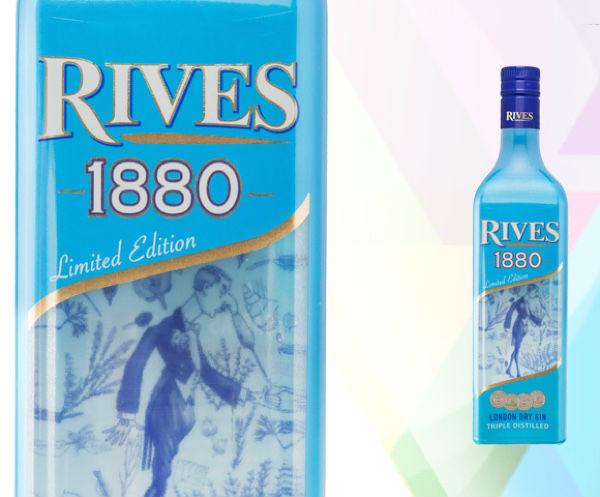 Rives 1880, ginebra edición limitada española